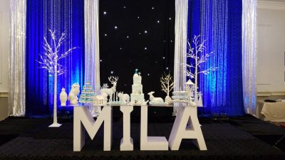 Marquee Letters Tables 4