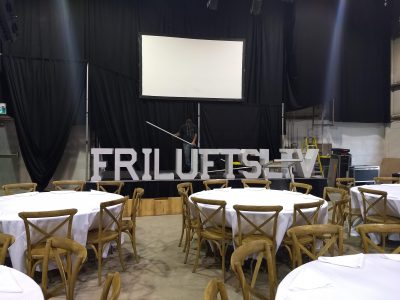 Marquee Letters Gala