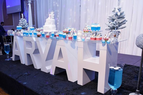 Marquee Letters Tables 1